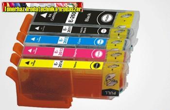 Epson T2601,T2611,T2612,T2613,T2614 utángyártott tintapatronok